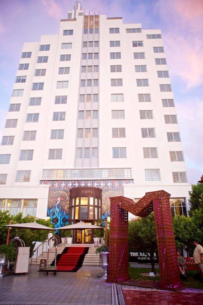 sls hotel vinyl 2